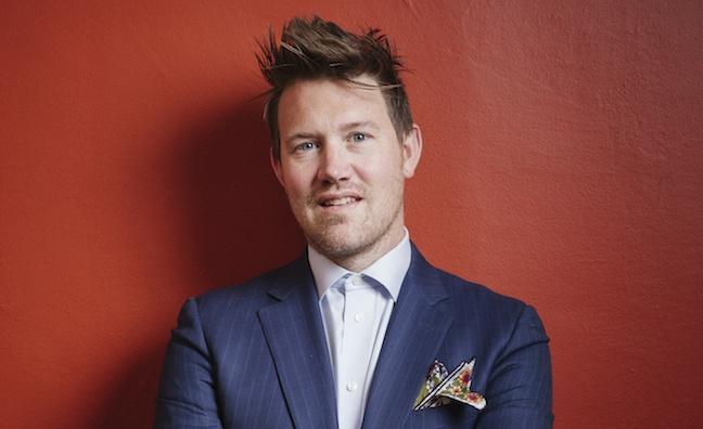 'A unique & brilliant talent': Warner Chappell signs Beetlejuice songwriter Eddie Perfect