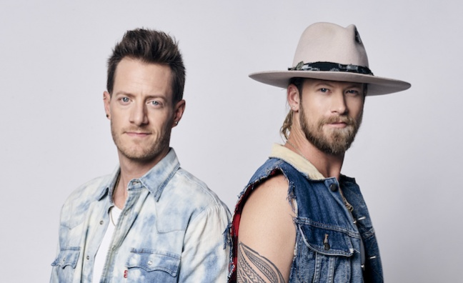 Florida Georgia Line duo sign worldwide deal with AWAL for own record label