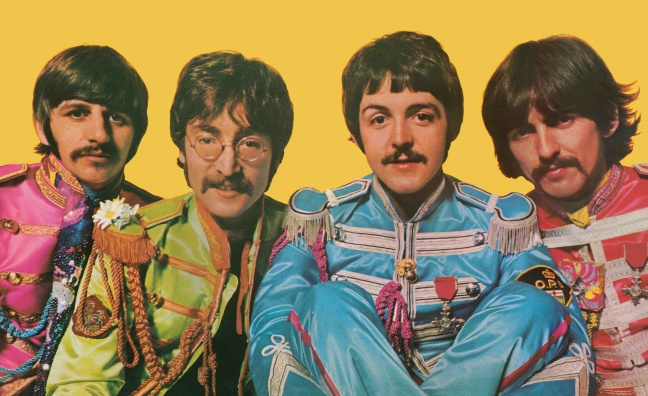 Sgt. Pepper tops all-time chart for National Album Day