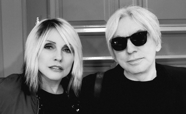 Hipgnosis acquires writer's share in catalogues of Blondie co-writers Debbie Harry and Chris Stein