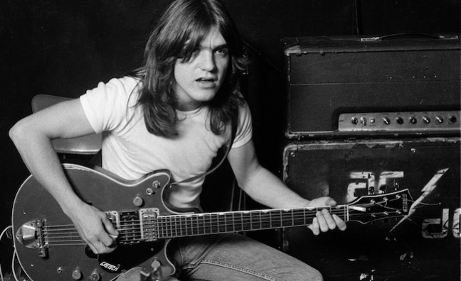 Foo Fighters, Ozzy Osbourne and Tom Morello pay tribute to Malcolm Young