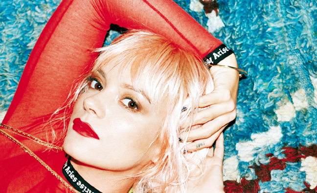 'I thought these days were behind me': Lily Allen reacts to Mercury Prize shortlist