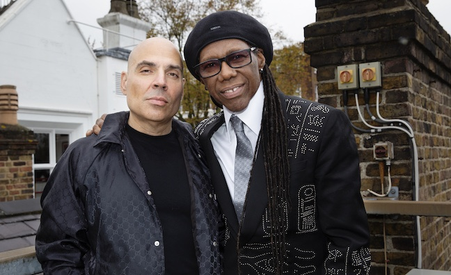 Nile Rodgers to host BRIT Awards viewing party