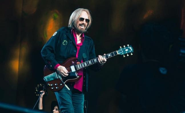 Tributes paid to Tom Petty