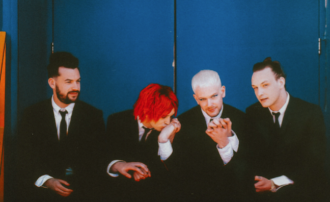 The 1975 are double winners at 2019 Ivor Novello Awards