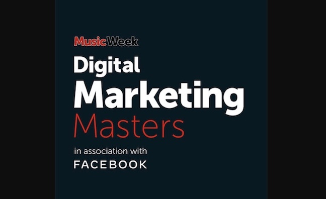 Music Week & Facebook launch Digital Marketing Masters competition
