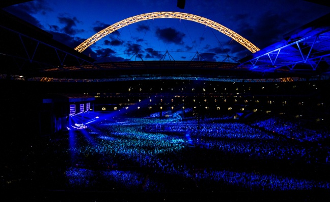 'Concerts are an extremely important part of our business model': Q&A with Wembley Stadium's James Taylor