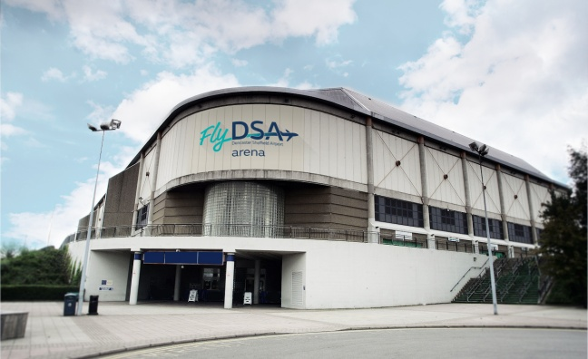 Sheffield Arena secures new naming rights deal