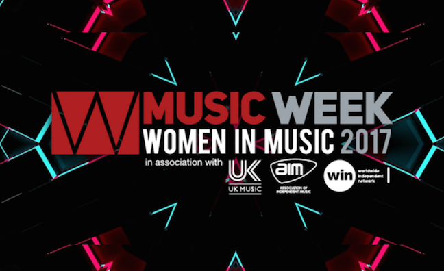 PRS For Music signs up to Women In Music Awards
