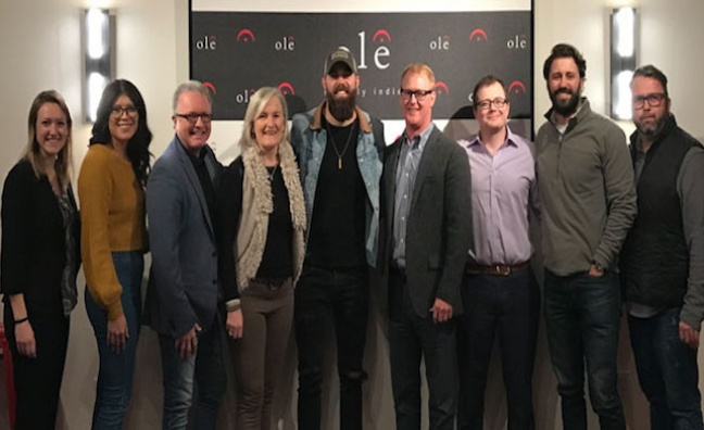 Ole extends publishing deal with rising country star Jordan Davis
