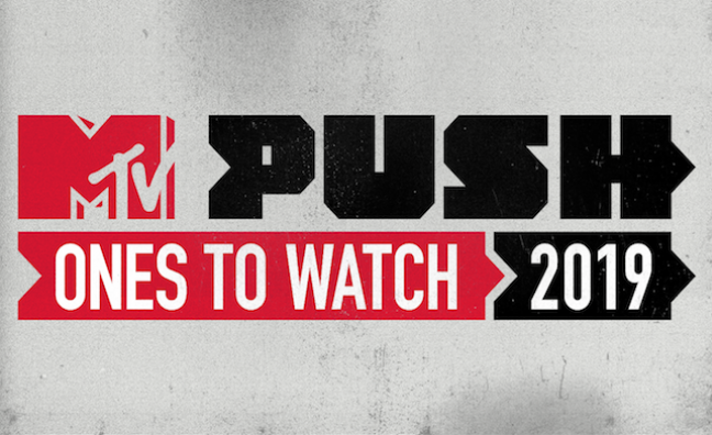 Lewis Capaldi revealed as the MTV Push: Ones To Watch 2019 Champion