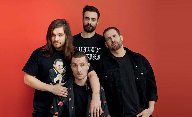 'Our fans are really smart': Dan Smith talks the new Bastille album and the Doomsday Society