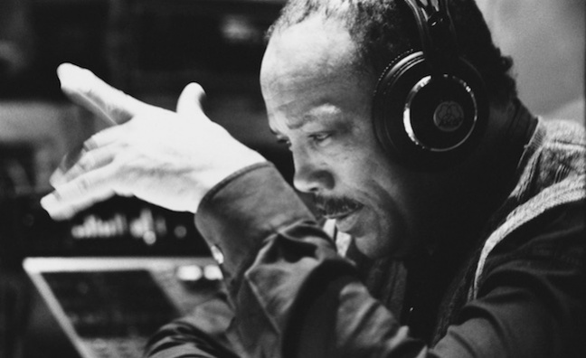 'Quincy Jones and Burt Bacharach are two of the greatest music icons': Wisebuddah to record major concerts for Radio 2