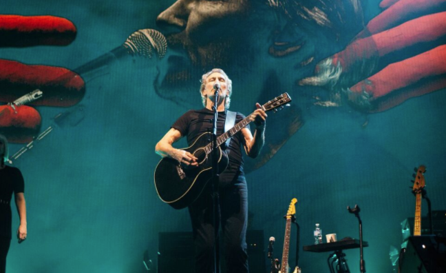 Roger Waters, Robert Plant, Ellie Goulding and George Ezra among O2 Sliver Clef Awards winners