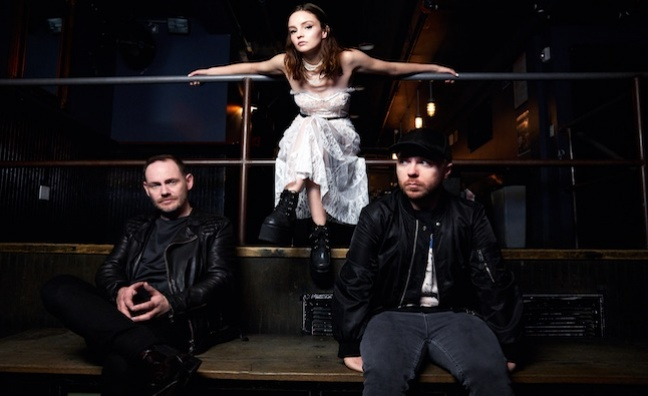 Chvrches announce UK & Ireland Tour Dates