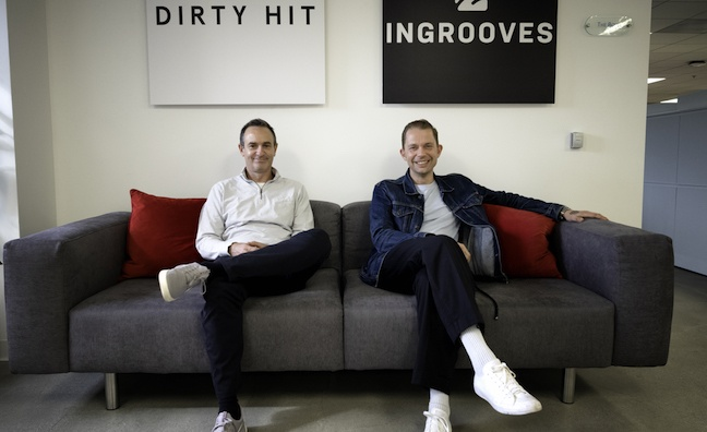 'I'm excited about this new era': Dirty Hit renews global partnership with Ingrooves