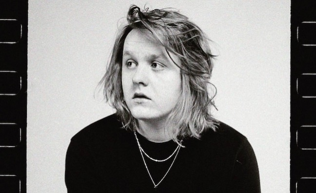 Lewis Capaldi tears out of the blocks as debut album flies