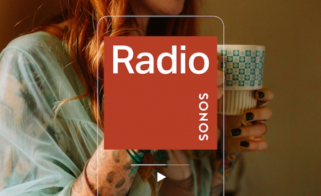 Sonos Radio Is the Company's New Free Streaming Radio Service