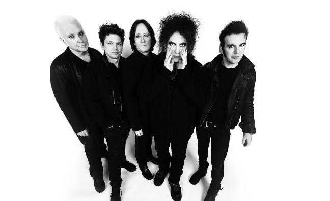 The Cure Announce Huge Outdoor 40th Anniversary Show in London