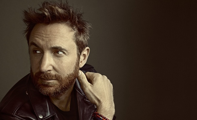 David Guetta is crowned the world's leading DJ