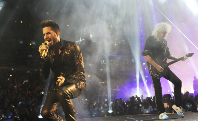 Queen and Adam Lambert launch live virtual reality experience