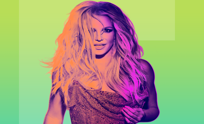 Britney Spears announces United Kingdom tour dates