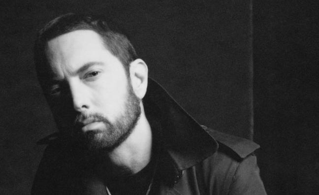 Eminem defends controversial lyrics