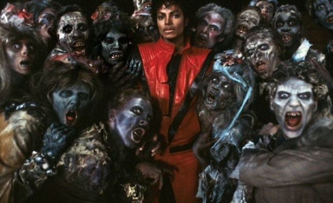 Michael Jackson's Estate Announces Spooky 'Scream' Album