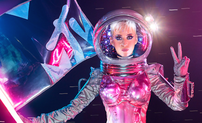 Katy Perry to host MTV's 2017 Video Music Awards