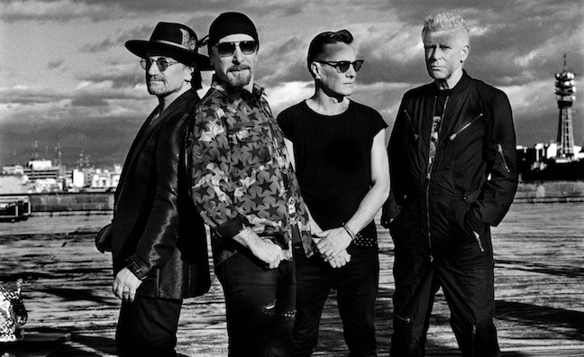 U2 To Play Dublin And Belfast