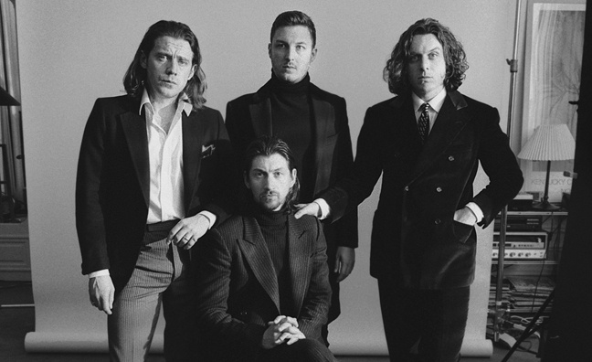 Arctic Monkeys Confirm Release Date Of New Album 'Tranquility Base Hotel & Casino'