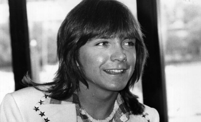 Tributes paid to David Cassidy