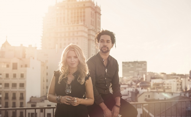 The Shires become first UK act to win CMA Award