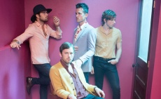 Sony and Live Nation toast Kings Of Leon album and tour success
