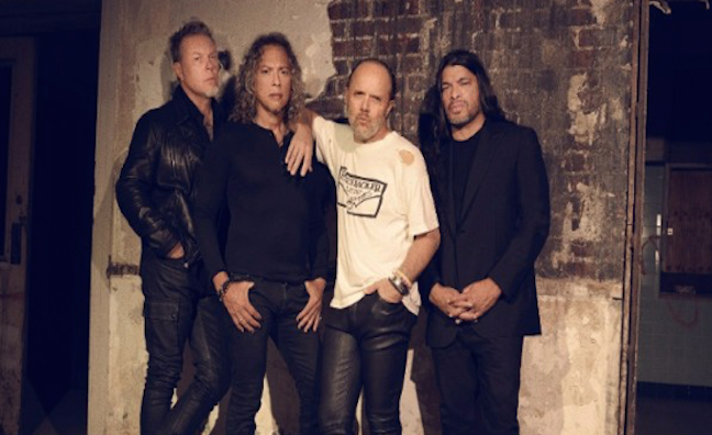 Metallica announce special events in support of Hardwired...To Self-Destruct