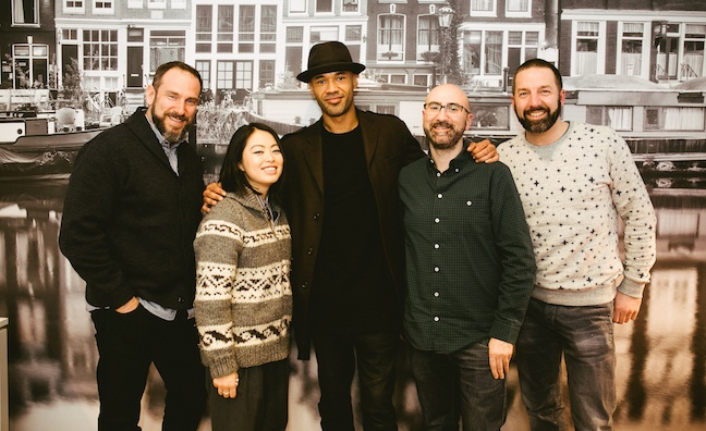 'Their strong sync and creative teams have a proven track record': Mr Probz signs with Downtown