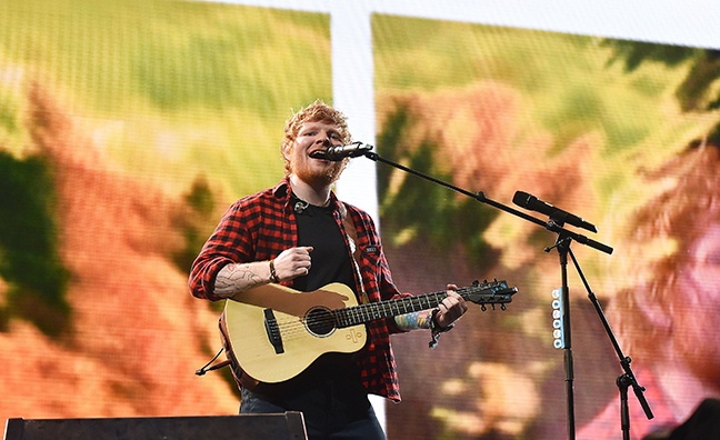 'It's been gobsmacking': Ed Sheeran's agent Jon Ollier on the ÷ world tour