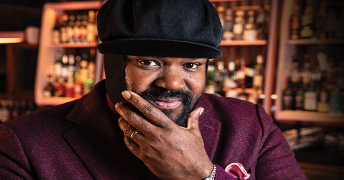 """""""The music is helping me heal"""": Gregory Porter on his most important album yet"""