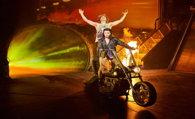 Jim Steinman's Bat Out Of Hell - The Musical Returns To London's West End In 2018