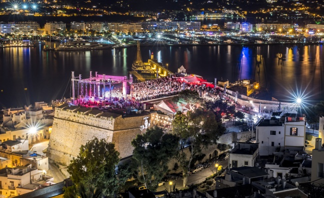 IMS Ibiza unveils line-up for Dalt Vila closing party