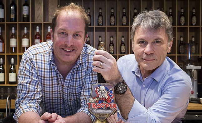 The number Of The Yeast: Inside Iron Maiden's beer business