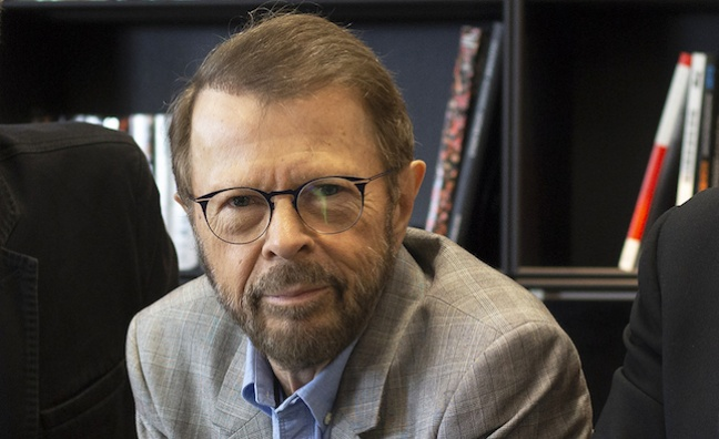 'Pop music has always been technology-driven': ABBA's Björn Ulvaeus on the state of the biz