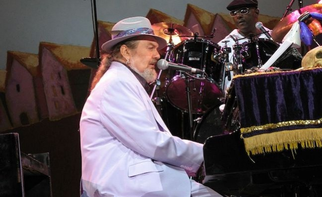 Tributes to blues and jazz legend Dr John
