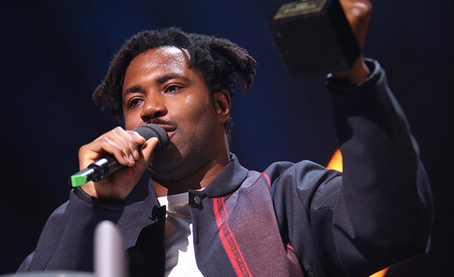 'He's a prodigious talent with enormous potential': BPI's Geoff Taylor on Sampha and the Mercury effect