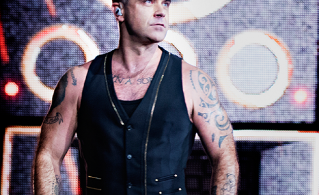 Jason Iley: Robbie Williams deal was 10 years in the making