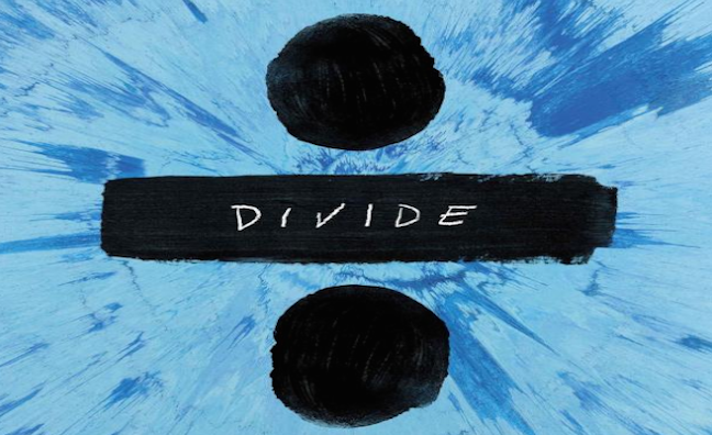 Your guide to the publishers and songwriters on Ed Sheeran's ÷