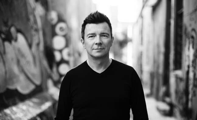 Simon Moran and Lene Bausager to co-manage Rick Astley