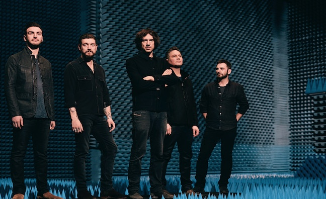 Snow Patrol and The Greatest Showman race for chart glory