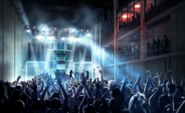 Printworks London to house new 3,000-capacity venue