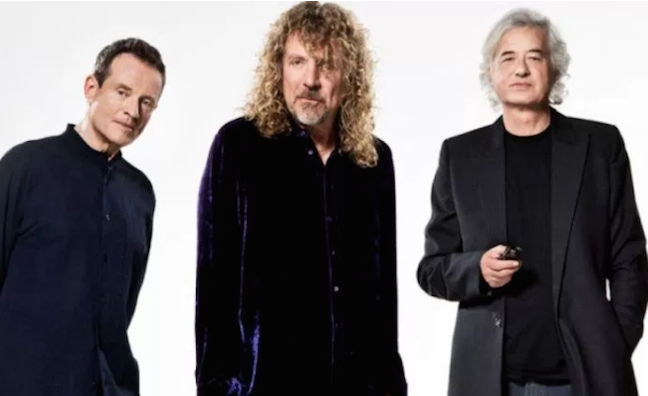 Are Led Zeppelin about to reunite?